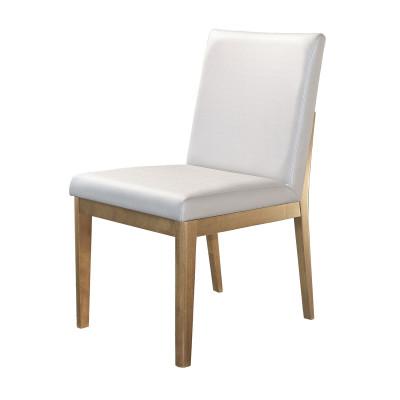 Cadeira Elen com Encosto Estofado