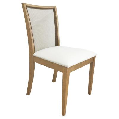 Cadeira Eva Com Tela Sem Braço