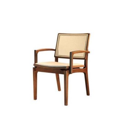 Cadeira Carmela Tela com Braço
