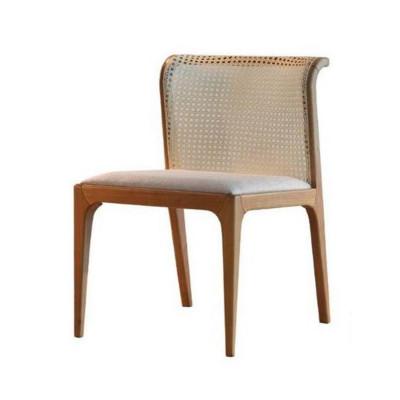 Cadeira Eloá 01 Encosto Tela Sextavada sem Braço