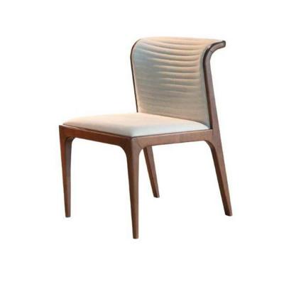 Cadeira Eloá 02 Encosto Estofado sem Braço