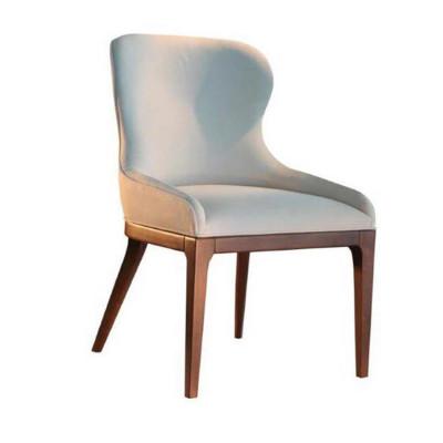 Cadeira Ester Encosto Estofado Sem Braço