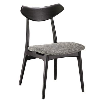 Cadeira Joana Encosto Madeira Sem Braço
