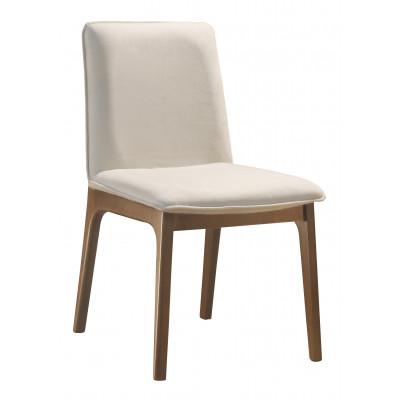 Cadeira Leticia 02 Encosto Estofado sem Braço