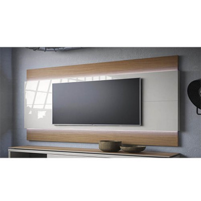 Painel Lincoln 1.9 Off White/Natural