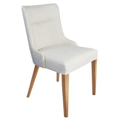 Cadeira July 02 com Encosto Estofado